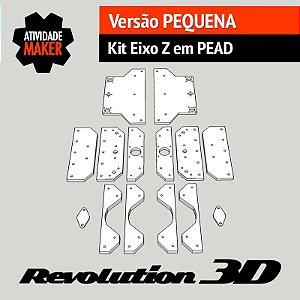 Kit Eixo Z versão Pequena em PEAD