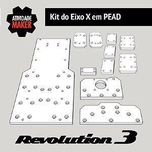 Kit do Eixo X em PEAD