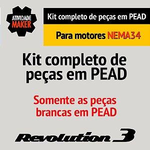 Kit completo de peças em PEAD - NEMA34