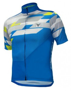 CAMISA CICLISMO MASCULINA - ADVANCE - FREE FORCE