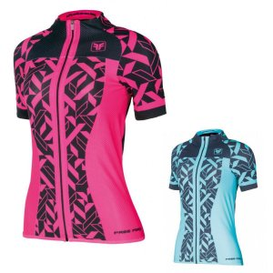 BLUSA CICLISMO FEMININA - EVO SHADOW - FREE FORCE