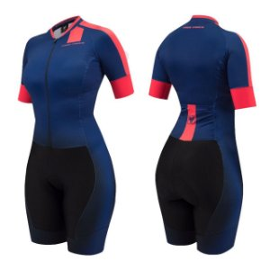MACAQUINHO CICLISMO FEMININO - FANCY - FREE FORCE