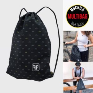 MOCHILA MULTIBAG - BIKES - FREE FORCE