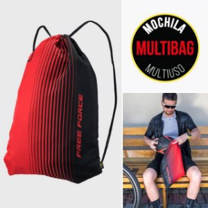 MOCHILA MULTIBAG - FLICK - FREE FORCE
