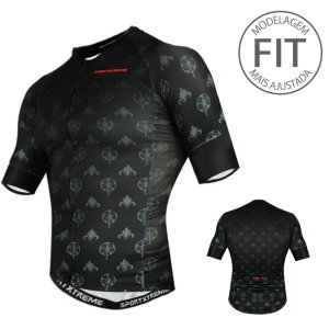 CAMISA CICLISMO MASCULINA - PLATTE - SPORT XTREME