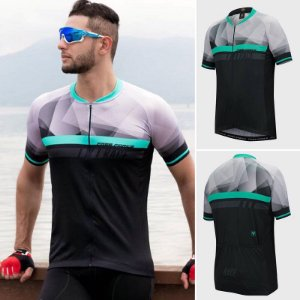 CAMISA CICLISMO MASCULINA - SPORT SYSTEM - FREE FORCE