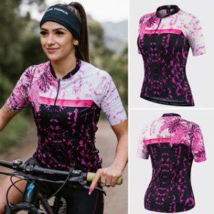 BLUSA CICLISMO FEMININA - SCRIBE - FREE FORCE