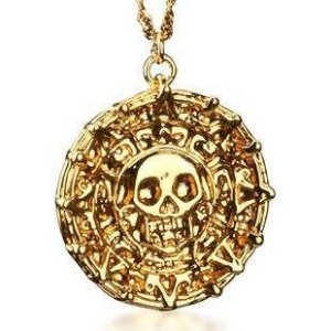Pingente Tesouro Asteca