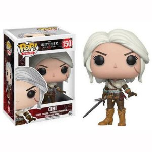Ciri Witcher 3 - POP Funko