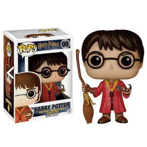 Harry Potter Quadribol  - POP Funko