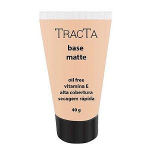 Base Tracta Matte Oil Free Cor 02 40G