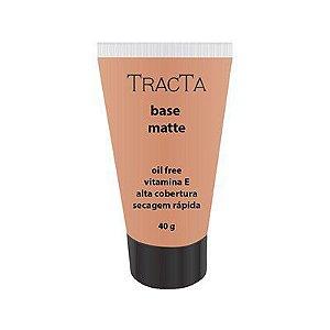 Base Tracta Matte Oil Free Cor 03 40G