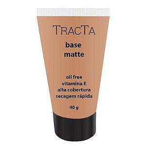 Base Tracta Matte Oil Free Cor 05 40G