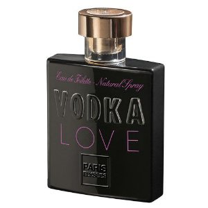 Perfume Vodka Love Paris Elysees Feminino 100Ml