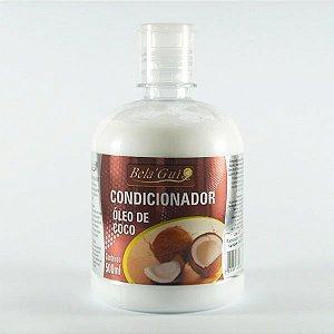 Condicionador Restaurador Capilar Óleo De Coco 500Ml
