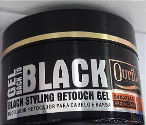 Gel Fix Ouribel 250G Black