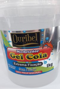 Gel Fix Ouribel Gel Cola 1Kg