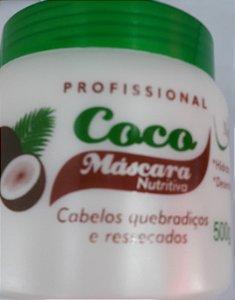 Mascara Naxos 500G Hidra Coco