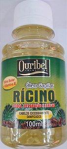 Oleo Cap Ricino 100Ml Ouribel
