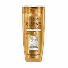 Shampoo   Elseve 200Ml Oleo Extraordinario Cachos