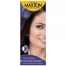 Tintura Maxton Kit Prat 3.0 Castanho Escuro