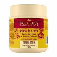 Creme Tratmento Bio Extratus Tutano Ceramidas 250G