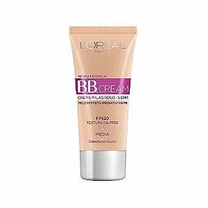 BB Cream L'Oréal Paris Dermo Expertise Base Média FPS 20 - 30ml