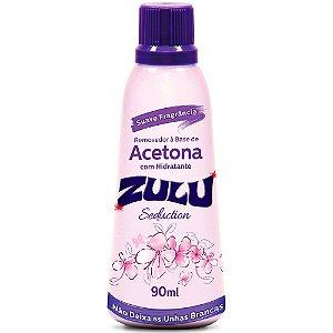 Removedor de Esmalte Acetona Zulu 90ml