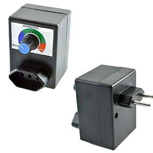Dimmer Controlador Eletrônico Bivolt 1000W/2000W