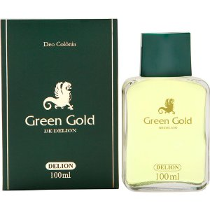 Deo Colônia - Delion 100ml - Green Gold