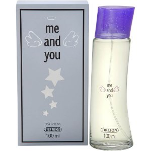 Deo Colônia - Delion 100ml - Me And You