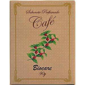 Sabonete - Biocare 90g - Café