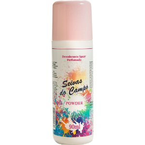 Desodorante Spray - Seivas do Campo 90ml - Powder