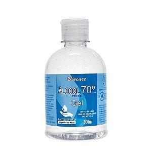 Álcool Gel 70% Higienizador Biocare - 300ml