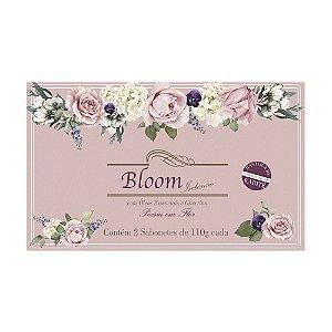 Sabonetes Bloom Intenso Poesia em Flor - Estojo com 2 unidades 110g cada