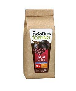Frootiva Açaí & Chia Embalagem de 500 gramas