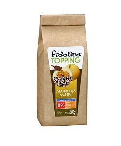 Frootiva Maracujá & Chia Embalagem de 500 gramas