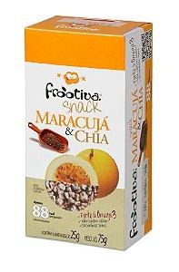 Frootiva Maracujá & Chia com 3 unidades