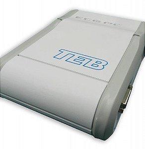Eletrocardiógrafo TEB ECG - PC