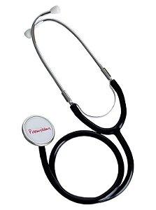 Estetoscópio Simples Adulto - Premium