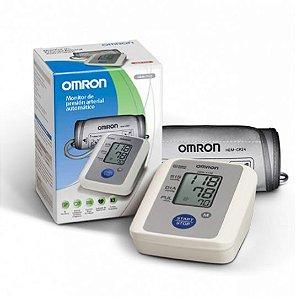 Monitor Digital de Pressão Arterial de Braço e Detector de Arritmia HEM-7113BR - OMRON