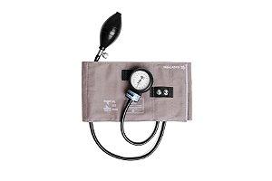 Aparelho de Pressão Adulto Brim Metal AP0103 - Bic