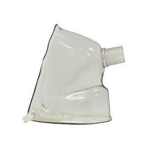 Máscara Facial P/ Nebulização Adulto - Protec