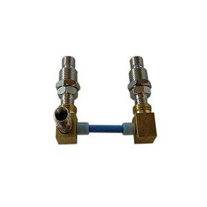 Circuito P/ Painel 2P Oxigênio Kit (75 MM E.P) - Protec