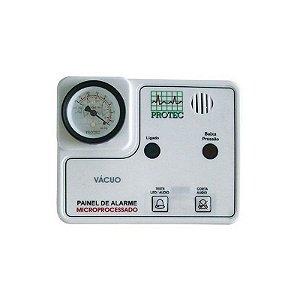 Painel Alarme Rede de Vácuo Microprocessador - Protec