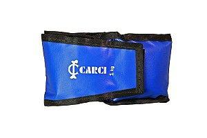 Tornozeleira C/ Velcro 1 Kg - Carci