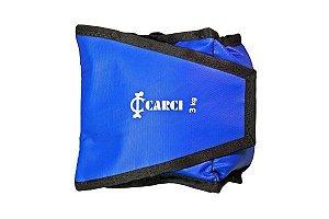 Tornozeleira C/ Velcro 3 Kg - Carci