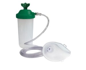 Umidificador Master 400ML Oxigênio PP C/ Ext e Máscara - Protec