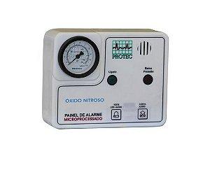Painel Alarme Rede de Óxido Nitroso Microprocessador - Protec