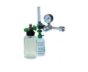 Sistema de Oxigenação e Aspiração de Oxigênio S/ Cilindro - Protec